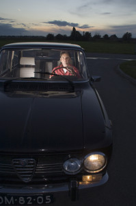 Zelfportret met fotograaf Geert Job Sevink